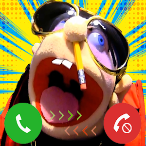 Jeffy The Rapper Puppet  Fake Call Prank For PC