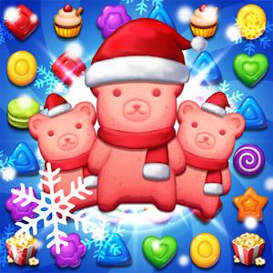 Sweet Candy POP : Match 3 Puzzle Online PC (Windows / MAC)