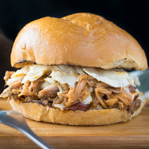 Easy Slow Cooker BBQ Pulled Pork