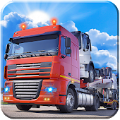 Cargo Truck Simulator 2017 3d APK for Bluestacks