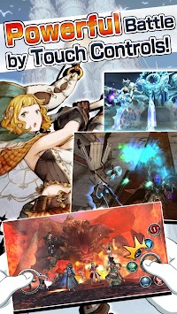 Online RPG AVABEL [Action] APK screenshot thumbnail 3