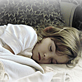 Sleeping Beauty by Rachel Stogner - Babies & Children Children Candids