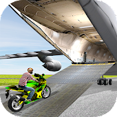 Game Airplane Bike Transporter Plan APK for Kindle