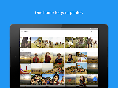 Google Photos APK for Bluestacks