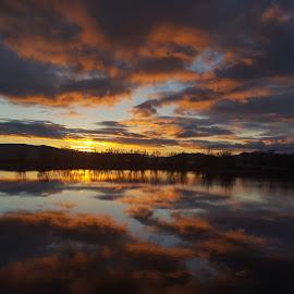 Sunrise by D.j. Nichols - Instagram & Mobile Android ( sunrise )