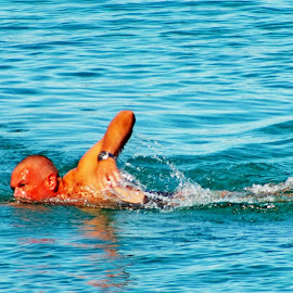 by Vladimir Stojićević - Sports & Fitness Swimming