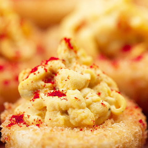Deep-Fry Deviled Eggs