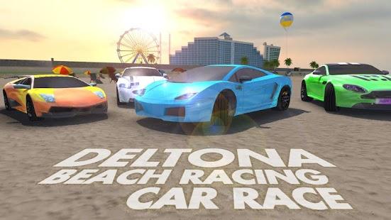 Deltona Beach Racing: Car Racing 3D for pc