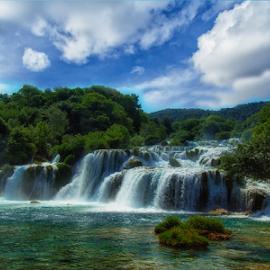 SKRADINSKI BUK by Darko Golik - Landscapes Travel ( nacionalni, park, krka )