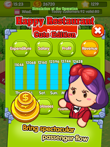 Happy Restaurant cute edition 1.4