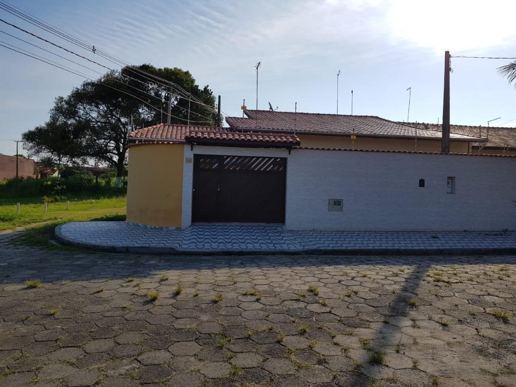Casa com 3 dormitórios à venda, 120 m² por R$ 460.000 - Balneário Praiamar - Itanhaém/SP
