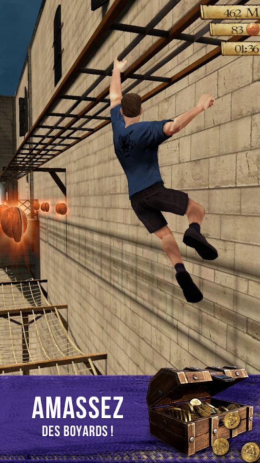 Fort Boyard Run Screenshot 1