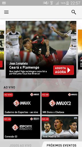Esporte Interativo Plus - Liga - screenshot