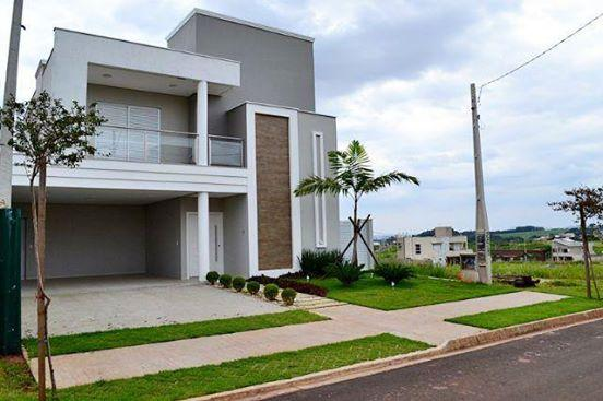 Sobrado residencial à venda, Loteamento Residencial e Comercial Villa D'Aquila, Piracicaba - SO0029.
