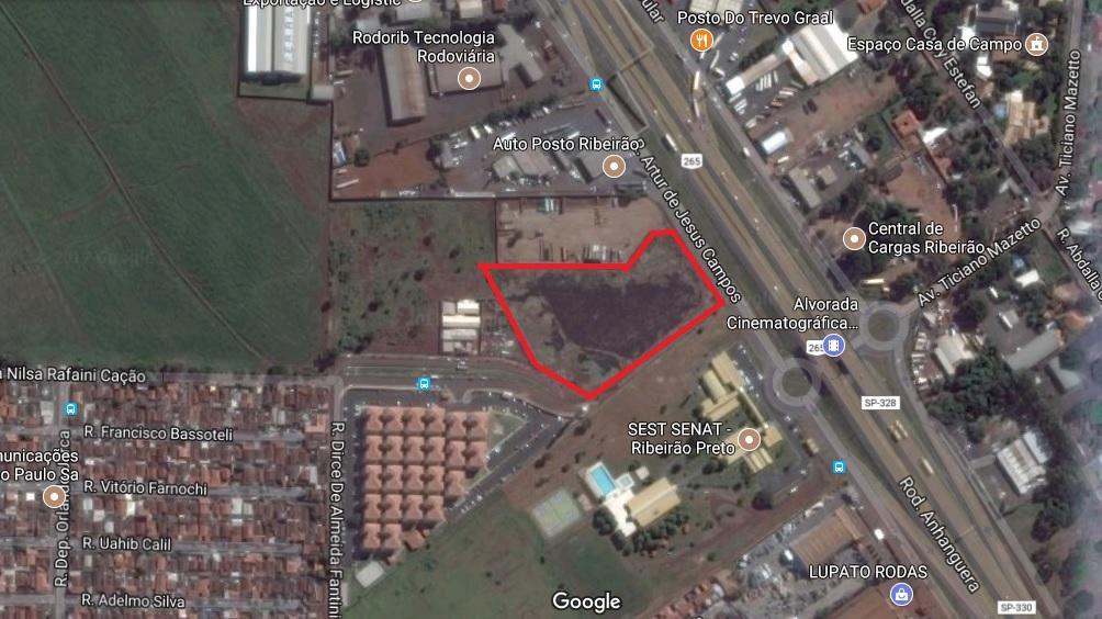 Área comercial à venda, Adelino Simioni, Ribeirão Preto.