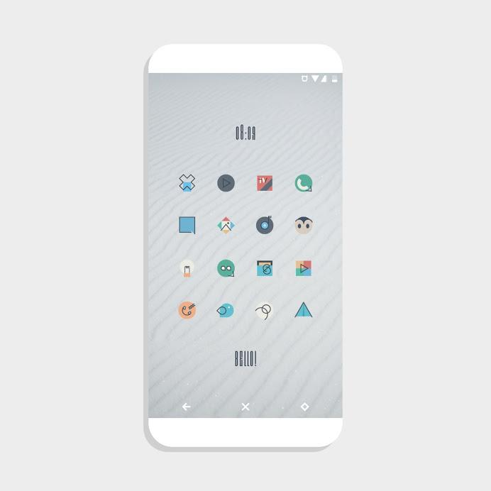 iJUK iCON pACK Screenshot 4