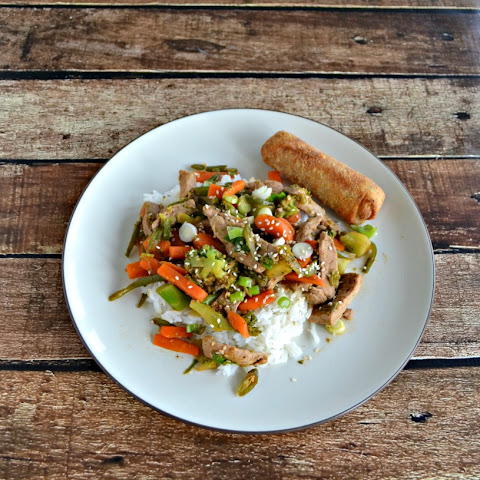 Pork peppers and rice recipes