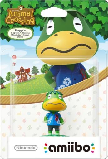 Kapp'n packaged (thumbnail) - Animal Crossing series