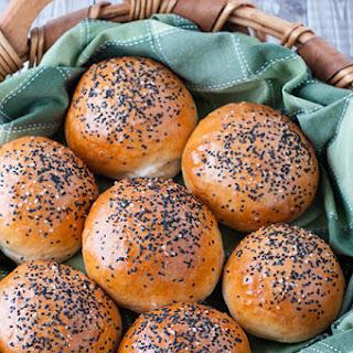 Black Sesame Bun Recipes