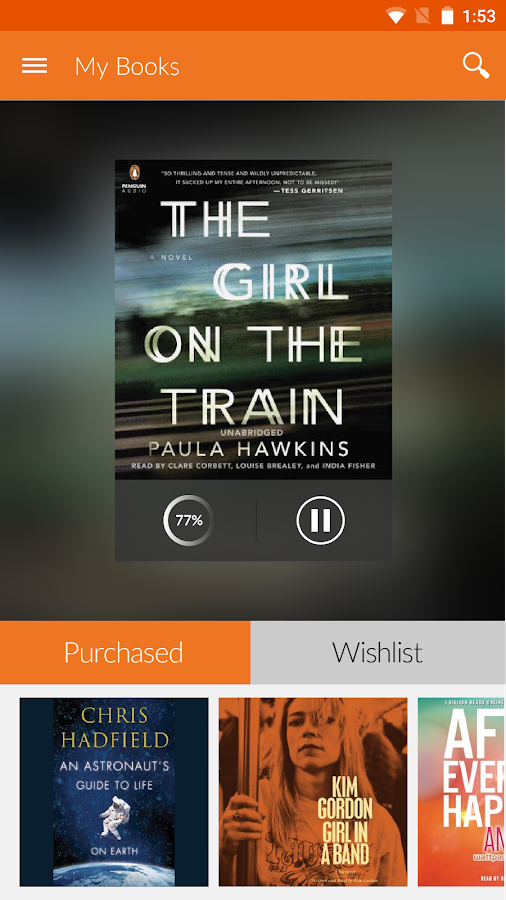Audio Books by Audiobooks Screenshot 3