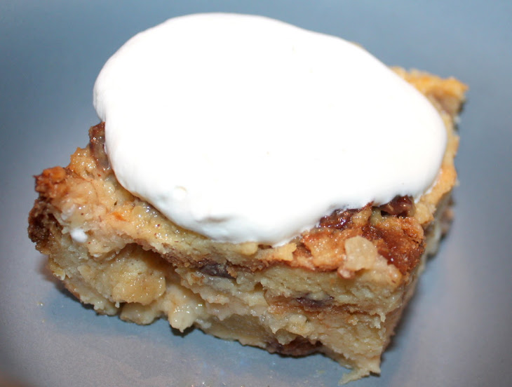 Apple Cinnamon Bread Pudding Recipe — Dishmaps