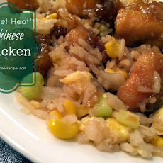 'Sweet Heat' Chinese Chicken