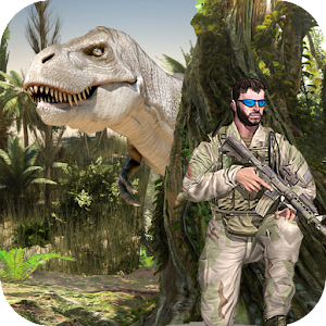 Wild Dinosaur Shoot Hunter Icon