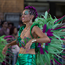 Action by Janet Marsh - People Musicians & Entertainers ( carnavalsf2016 )