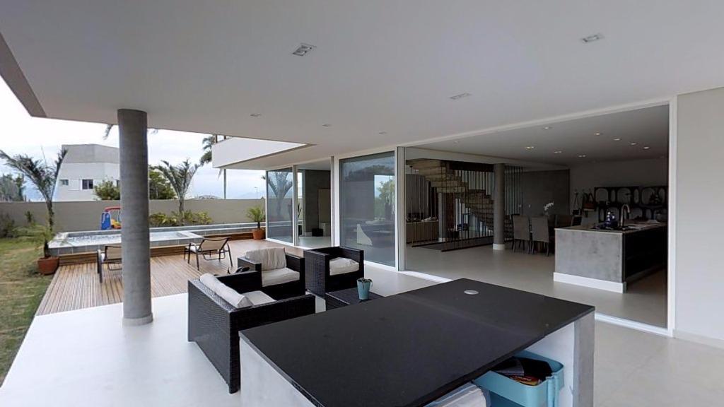 Casa 4 Dorm, Cacupé, Florianópolis (CA0509) - Foto 18