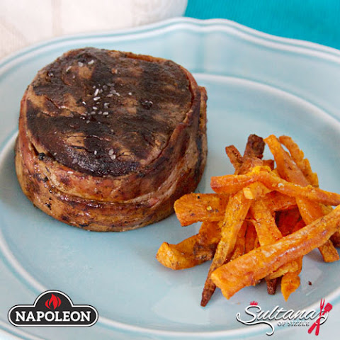 Bacon Wrapped Filet Mignon