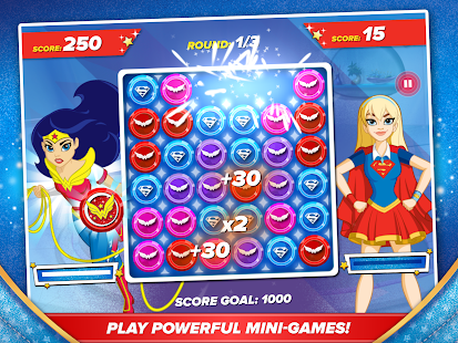 Game DC Super Hero Girls™ apk for kindle fire