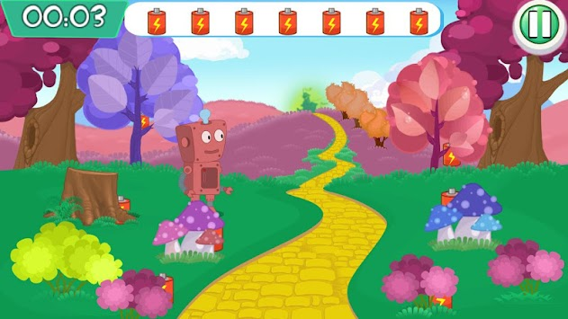 Hippo's Tales: The Wizard Of OZ APK screenshot thumbnail 19