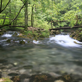 Ochiul Beiului Cheile Nerei România  by Ovidiu Gruescu - Nature Up Close Water