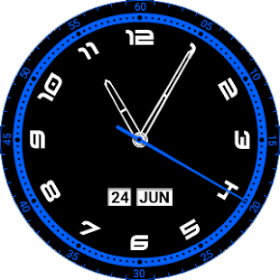 Nice Time Watch Face - screenshot