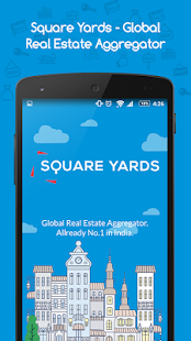 SquareYards Indian Real Estate - screenshot