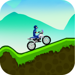 Jungle MotorBike Racing
