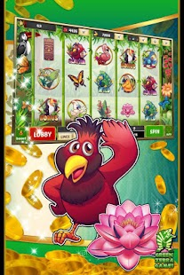 Exotic Birds Slots - screenshot