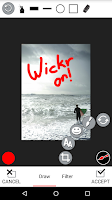 Screenshot of Wickr-Top Secret Messenger