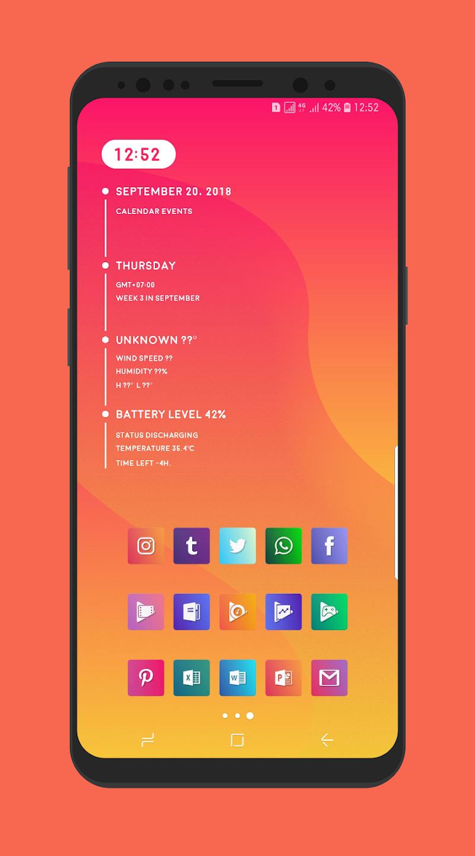 Anoo Icon (Beta) Screenshot 0