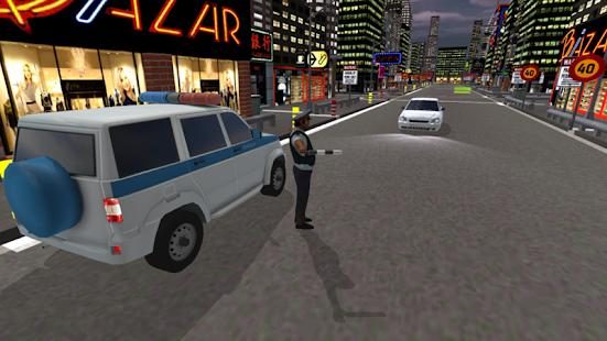 Tinted Car Simulator APK for Bluestacks