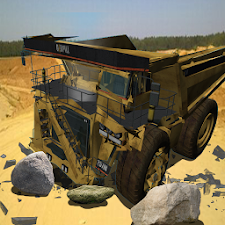 BELAZ Truck Crash Test