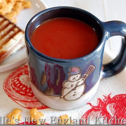 Simple Tomato Soup (Campbell's Copycat)