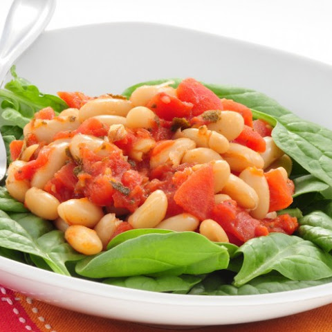 Slow Cooker Greek Beans