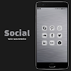 Squaro Icon Pack - Black&White- screenshot thumbnail