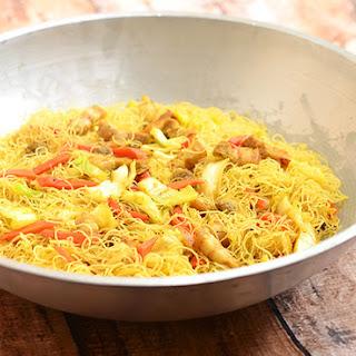 Singapore Noodles Spices Recipes