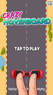 Crazy Hoverboard