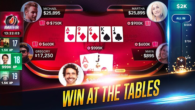 Poker Heat: Texas Holdem Poker APK screenshot thumbnail 2