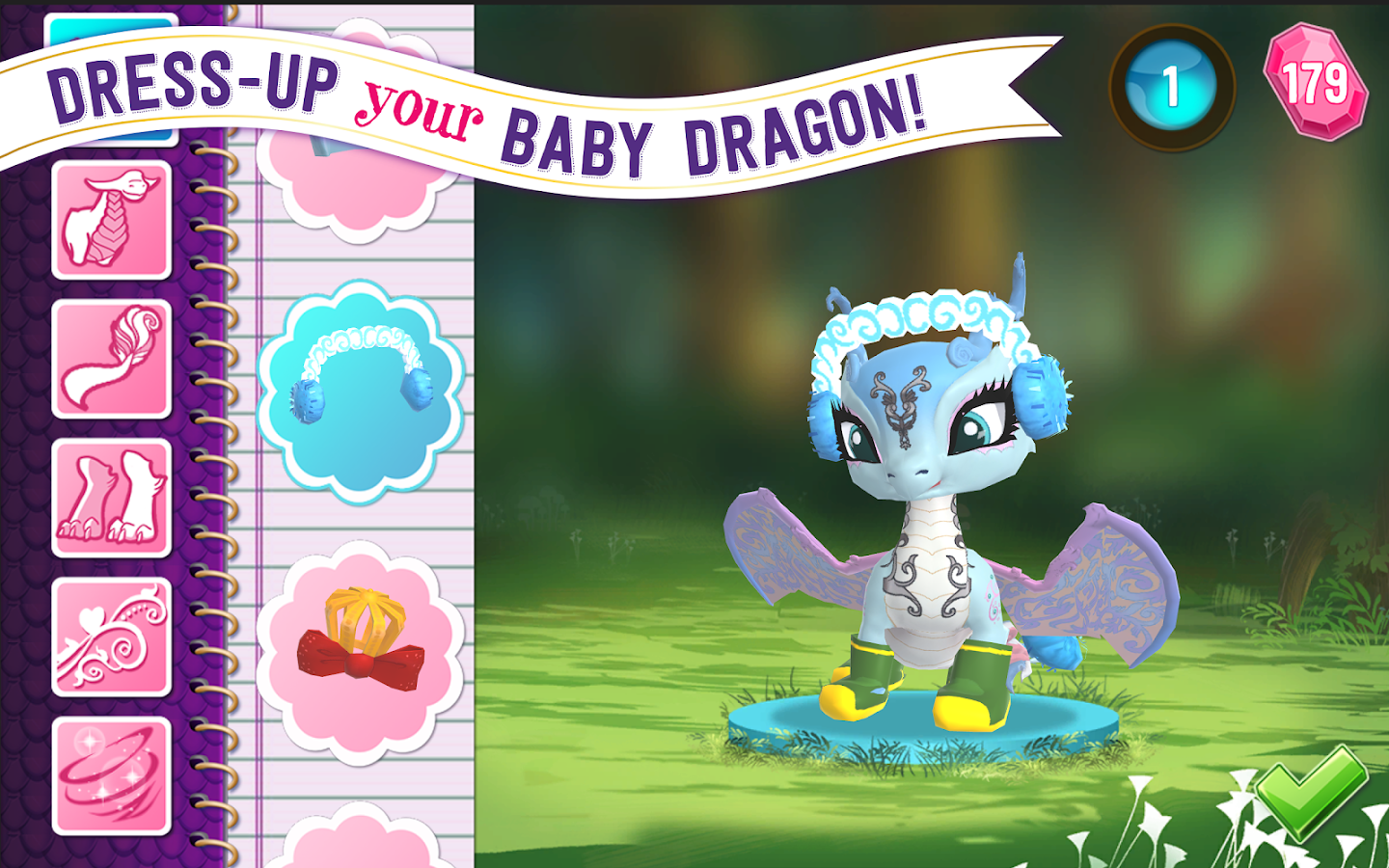 Ever After High™: Baby Dragons Screenshot 9
