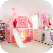 Castle Theme Bedroom APK for Bluestacks