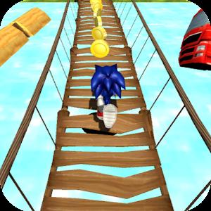 Super Sonic Jungle Adventure Run For PC
